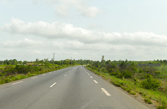 Entering Benin