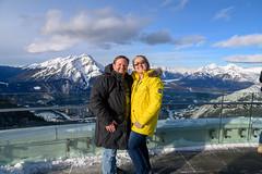 DSC_3080 (CEGPhotography) Tags: vacation travel canada banff mountains 2019 gondola banffgondola sulphurmountain banffnationalpark