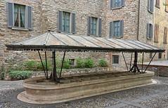 Lavatoio (The ancient Washhouse)..Città Alta..Bergamo (SonyLeo) Tags: sonyilce7m2 sonya7m2 sonyfe24105mmf4goss fe24105mmf4goss cittàalta lavatoio bergamo