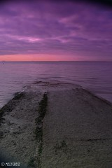 Into. (Melanie Gregory) Tags: nikon ramp purple photography clevedon somerset seascape seaside shades sunglasses filter