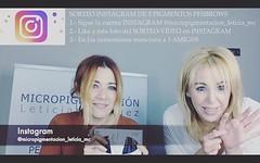 """SORTEO INSTAGRAM DE 5 PIGMENTOS PHIBROWS en el vídeo """"MICROPIGMENTACIÓN DE LABIOS (TÉCNICA CLÁSICA) ★ LETICIA M.C. MICROPIGMENTACIÓN"""" http://bit.ly/youtubediariomicro8 1.- Sigue la cuenta INSTAGRAM @micropigmentacion_leticia_mc 2.- Like a ésta foto del SO (MIJAS NATURAL) Tags: peluqueria hairdresser hairstyle stylist hair color extensiones extensions estetica esthetic esteticista beauty beautician belleza unisex mijas fuengirola marbella torremolinos benalmadena malaga andalucia micropigmentacion semi permanent makeup maquillaje permanente micropigmentation lpg endermologie fotodepilacion photoepilation mesotherapy mesoterapia radio frequency radiofrecuencia uñas nails solarium laser eye lash pestañas book portfolio estilismo bodypaint bodyart imagen masaje massage facial corporal dietetica nutricion plataforma vibratoria redken kerastase carita environ shellac ghd artdeco"""