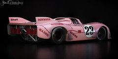 Porsche 917/20 'Pink Pig' (Gabriel Paladino Photography) Tags: bigbertha pinkpig porsche 91720 917 pink sau coupé unique bigberta trufflehunter 1971 lemans fia worldcars automovilismo vehículo automóvildecarreras auto coche vehiculo motor motorsport detail automodel resin racing race automobile championship sportscar 118 collection collectable rare eos miniature scale diecast model canon prototype car background groupc racecar worldsportscarchampionship racingcar blackbackground gabrielpaladino
