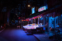 (fragmattic) Tags: hongkong asia neon glow vaporwave cinematic cyberpunk night nightlights nightphotography canon eos 6d lightroom adventure cinema wongkarwai