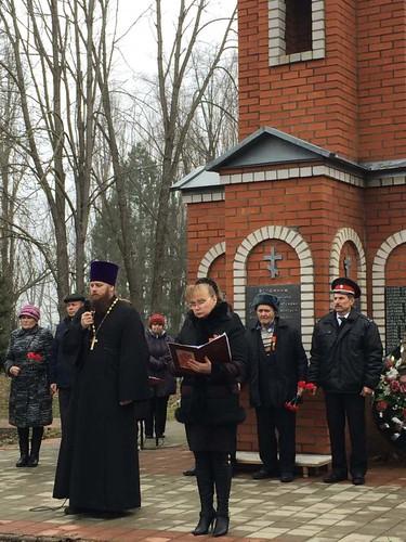 Выступление протоиерея Владимира Вакуленко на митинге
