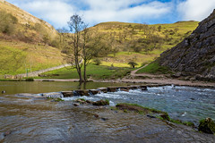 Dovedale Stepping Stones. (Ian Emerson (Thanks for all the comments and faves) Tags: peakdistrict derbyshire landscape hills dales water rocks outdoor canon6d weekendaway dovedale steppingstones