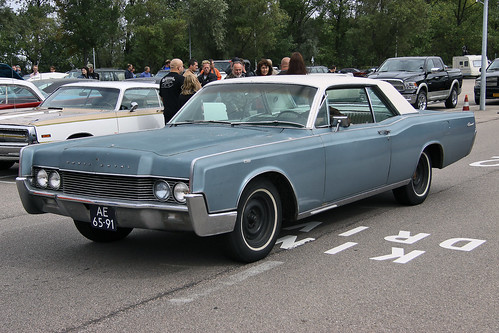 Lincoln Continental Coupé 1966 (6462)