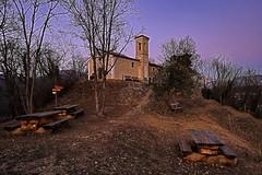 HDR (Alessia Signorelli) Tags: switzerland ticino origlio tamron canon tramonto sanzeno chiesa hdr