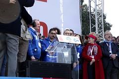 _IMG0446 (i'gore) Tags: roma cgil cisl uil futuroallavoro sindacato lavoro pace giustizia immigrazione solidarietà diritti
