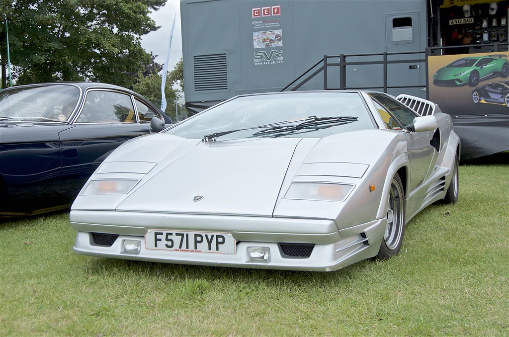 The World S Best Photos Of Countach And Silver Flickr Hive Mind