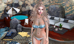 Sun Kissed (JarSephora) Tags: limerence villana hair curly group gift blueberry jenna bikini set goosse home maldives cosmopolitan event wooden pool poool pools deck terrs lvoerss raft ssummer figure 8 f8 figure8 whiskey sour electric berry bliss drink lyrium blogger seriess genus project mairteeya lara mesh body maitreya pichi mila sweet minimal ollie jian beacj party pointers gacha reign beach umbrella secondlife second life ssl tyle fash fahsion female womaan women girl swimsuit blond blonde jarsephora jar sephoras ricci