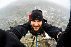 0046_GOPR4791 (marcellszmandray) Tags: ausztria hohewand gutensteinialpok alpok viaferrata kirándulás tavasz hó gebirgsvereinsteig