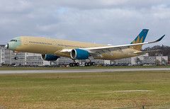 A350-941, Vietnam Airlines, F-WZFZ, VN-A899 (MSN 297) (Mathias Düber) Tags: spotter canon flugzeuge aircraft planespotting aviation planelovers planespotters aviationdaily planepictures aviationphotography jets luftfahrt airbus