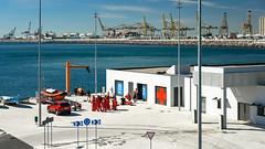 Facultat de Nàutica de Barcelona: base de pràctiques (Jorge Franganillo) Tags: barcelona catalunya cataluña españa spain facultatdenàuticadebarcelona universitatpolitècnicadecatalunya universidad mar sea maritime university barceloneta