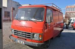 Peugeot J9 (benoits15) Tags: peugeot j9 french truck utilitaire red nimes auto retro
