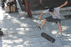 Flip It! (Mauro Hilário) Tags: skate sports man people athens greece motion movement radical street moment urban action