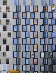 Urban Geometry (CoolMcFlash) Tags: facade structure building window reflection vienna geometry fassade struktur gebäude fenster spiegelung wien geometrie fotografie photography canon eos 60d tamron a007 2470 muster pattern
