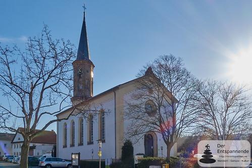 Evangelische Kirche Schwabenheim