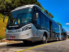 6 1657 Viação Cidade Dutra (busManíaCo) Tags: viaçãocidadedutra busmaníaco caioinduscar bus ônibus articulado mercedesbenz o500 uda caio millennium brt super o500uda bluetec 5