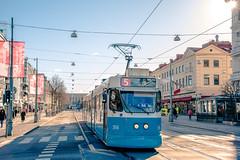 Gothenburg Avenyn (Fredrik Lindedal) Tags: avenyn gothenburg göteborg city cityview tram shopping
