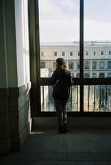 (Bárbara Lanzat) Tags: 35mm film analog diary mjuii kodak200 colorplus200 olympusmjuii portrait madrid filmisnotdead mju2 ishootfilm bárbaralanzat