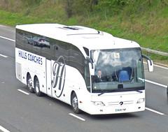 BU18YNP (47604) Tags: bu18ynp hills bus coach wolverhampton