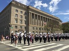 Marching Band from Alabama (Mr.TinDC) Tags: band marchingband marching music parade parades cherryblossomfestival festivals dc washingtondc