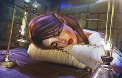 Dreaming♥♥ (- ̗̀.Nayra Collas- ̗̀.) Tags: secondlife fantasy games dreaming lootbox