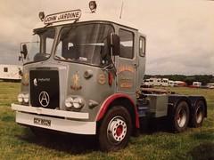 GCY 802N Atkinson Defender (240 Gardner) Tags: atkinson defender venturer killingbeck transport blackburn gardner haulage wagon