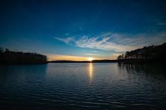 Lake Norman sunset (BrandtJ97) Tags: sunset wideangle sonyalpha