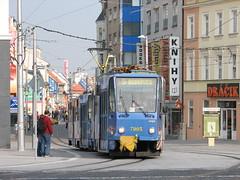 IMG_4141 (-A l e x-) Tags: bratislava slovakei tram strassenbahn tramway slovakia 2006 öpnv reise verkehr öffis