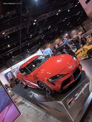 IMG_0328 (th1sguy1102) Tags: chicago 2019chicagoautoshow 2019autoshow autoshow carshow automotive mccormickconventioncenter thewindycity toyota supra mkvsupra