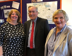 Visit to Home-Start East Lothian