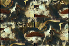 grave in the mountains (kazimierz.pietruszewski) Tags: abstraction abstract form composition digipaint digitalart concept graphic colorful