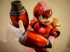 MEGAMAN X HMO RED (The Megaman Collector) Tags: megaman x hmo red