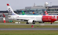 LN-DYP (Ken Meegan) Tags: lndyp boeing7378jp 39047 norwegian dublin 2132019 akselsandemosenorwegianauthor logojet boeing737 boeing737800 boeing 7378jp 737800 737 b737 b737800 b7378jp