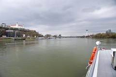 Twin City Liner - spája pod Dunaji dve hlavné mestá (bratislavskysamospravnykraj) Tags: bsk vucba vuc region kraj dunaj lod bratislava vieden twin city linet tlc