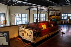 Hill Railroad Car No. 8 From 1873 (Serendigity) Tags: 1873 california claystreet hillrailroadcar no8 sanfrancisco usa unitedstates cablecar museum unitedstatesofamerica