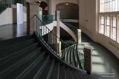 Amtsgericht Schöneberg (Frank Guschmann) Tags: 66 amtsgericht grunewaldstrasse schöneberg treppe treppenhaus frankguschmann nikond500 d500 nikon