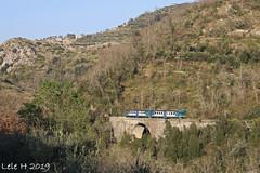ALn 668.3333 + 33xx - Fontana Liri (Lele H 1981) Tags: aln6683300 fontanaliri ciociaria cassino roccasecca roccaseccaavezzano liri regionale trenoregionale