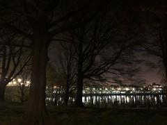 Potomac River, late night view to Georgetown from Rosslyn, Virginia (Paul McClure DC) Tags: washingtondc districtofcolumbia apr2019 arlington virginia rosslyn scenery night potomacriver georgetown river arlingtoncounty