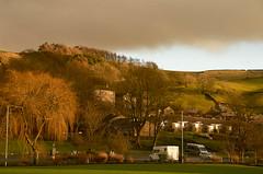 Sunset over Settle (Nigel Crooks) Tags: northyorkshire general highhill sunset winter settle