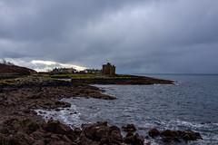 Portencross Castle (Rourkeor) Tags: 14thcentury 35mm 35mmzeisssonnartlens carlzeiss castle firthofclyde northayrshire portencross portencrosscastle rx1r scotland sony uk ancientmonument fullframe sonyflickraward