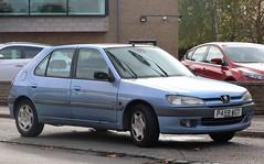 P459 WGT (Nivek.Old.Gold) Tags: 1997 peugeot 306 glx auto 5door 1761cc waltonroadgarage