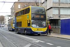 EV 2 Hawkins Street 09/03/19 (Csalem's Lot) Tags: dublin bus dublinbus volvo enviro400 ev ev2 hawkinsstreet 150