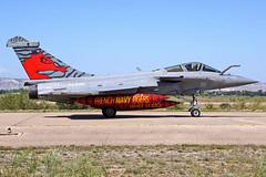 19  F-XGBI Rafale M  Zaragoza NTM 2016 (Antonio Doblado) Tags: 19 fxgbi rafalem rafale zaragoza ntm nato tigermeet fighter aviación aviation aircraft airplane