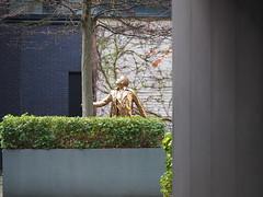Golden Boy (jdel5978) Tags: art janfabre bronze statue