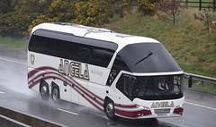 R900ACL  (PN13TGO)  Angela, Lowford (highlandreiver) Tags: r900acl r900 acl angela holidays lowford southampton pn13tgo pn13 tgo neoplan starliner bus coach coaches m6 wreay carlisle cumbria