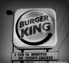 Burger King! (Ivy1111) Tags: burger king sign fast food signs