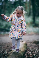 Walk the plank (David Cheung Photography) Tags: kids children jfk memorial park woods princess queen sony share sonya7iii sonyalpha scenery cousin daughter mother love flowers smile mirrorless fullframe sonyalphaseries sonyportrait sonyfe85mmf18 fe85mm18 85mm