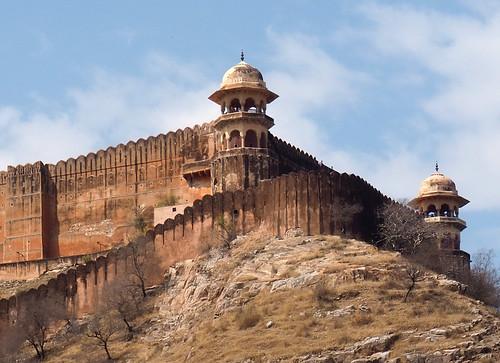 Amber Fort defences